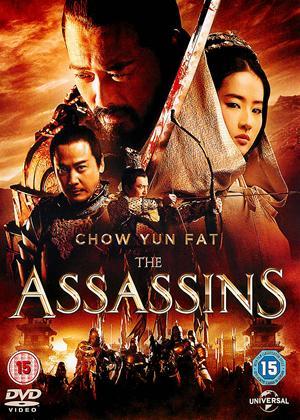 Rent The Assassins (aka Tong Que Tai) Online DVD Rental