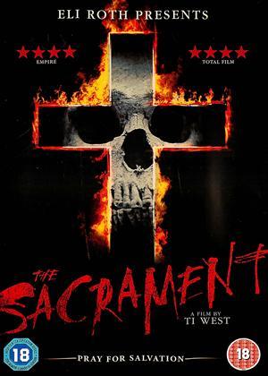 Rent The Sacrament Online DVD Rental