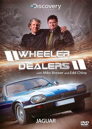 Rent Wheeler Dealers: British Classics: Jaguar Online DVD Rental