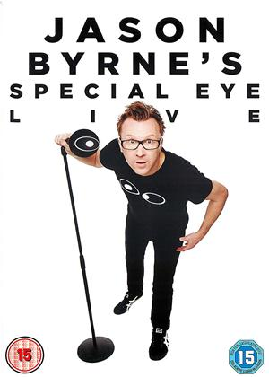 Rent Jason Byrne: Special Eye Online DVD Rental