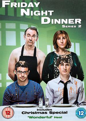 Rent Friday Night Dinner: Series 2 Online DVD Rental