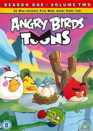 Rent Angry Birds Toons: Series 1: Vol.2 Online DVD & Blu-ray Rental