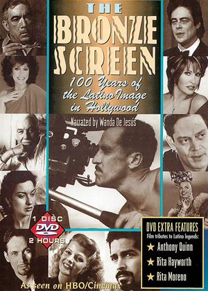 Rent The Bronze Screen: 100 Years of the Latino Image in American Cinema Online DVD Rental