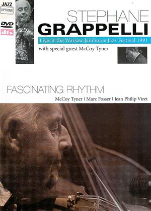 Rent Stephane Grappelli: Fascinating Rhythm Online DVD & Blu-ray Rental