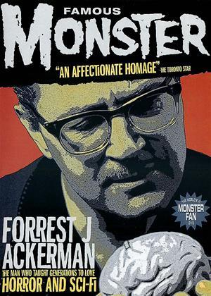 Rent Famous Monster: Forrest J. Ackerman Online DVD & Blu-ray Rental
