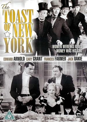 Rent The Toast of New York Online DVD & Blu-ray Rental