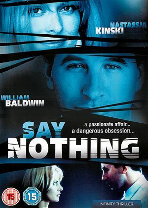 Rent Say Nothing Online DVD Rental