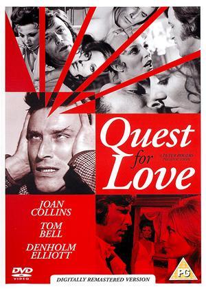 Rent Quest for Love Online DVD Rental