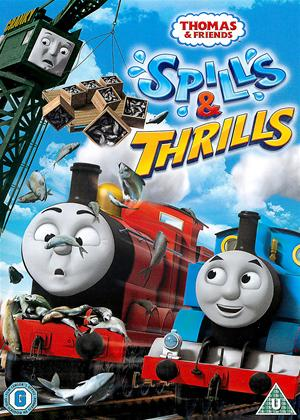 Rent Thomas the Tank Engine and Friends: Spills and Thrills Online DVD & Blu-ray Rental