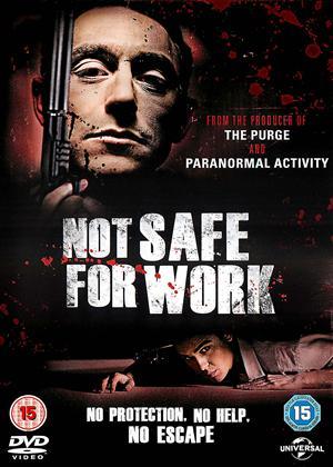 Rent Not Safe for Work Online DVD Rental