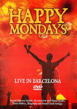 Rent Happy Mondays: Live in Barcelona Online DVD Rental