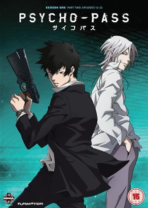Rent Psycho-Pass: Series 1: Part 2 (aka Saiko Pasu) Online DVD Rental