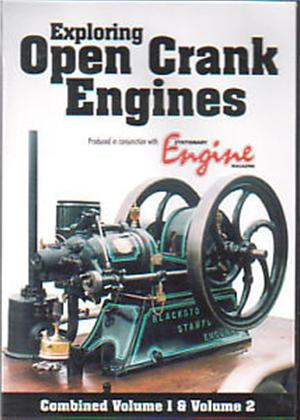 Rent Exploring Open Crank Engines Online DVD Rental