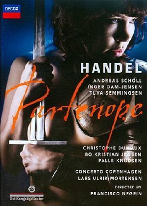Rent Partenope: Det Kongelige Teater (Mortensen) Online DVD Rental