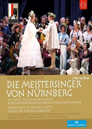 Rent Die Meistersinger Von Nürnberg: Salzburg Festival 2013 (Gatti) Online DVD Rental