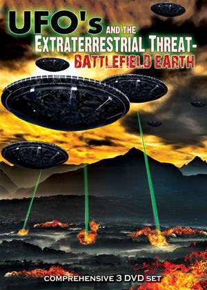 Rent UFOs and the Extraterrestrial Threat: Battlefield Earth Online DVD Rental