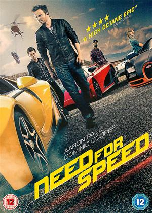Need for Speed Online DVD Rental