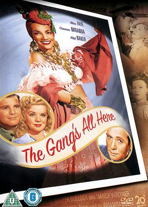The Gang's All Here Online DVD Rental