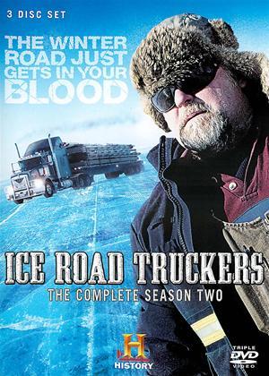 Rent Ice Road Truckers: Series 2 Online DVD Rental