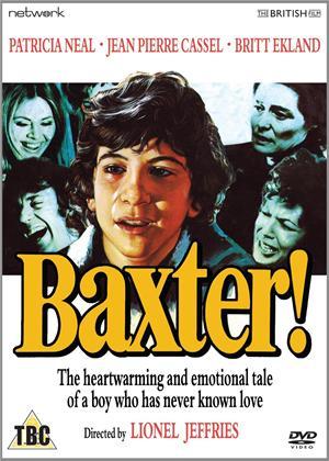 Rent Baxter Online DVD Rental