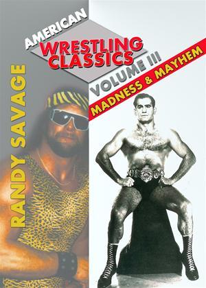 Rent American Wrestling Classics: Vol.3 Online DVD Rental