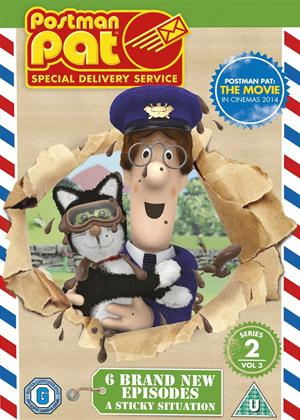 Rent Postman Pat: Special Delivery Service: Series 2: Part 3 Online DVD Rental