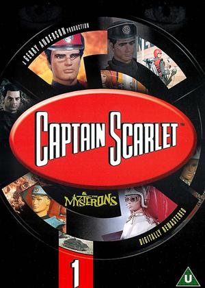 Rent Captain Scarlet and the Mysterons: Vol.1 Online DVD Rental