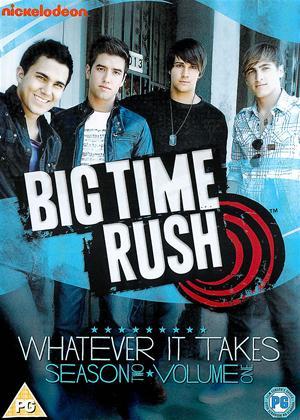 Rent Big Time Rush: Series 2: Vol 1 Online DVD Rental
