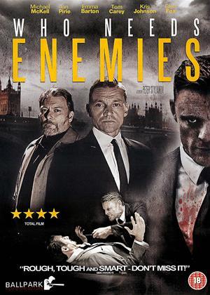 Rent Who Needs Enemies Online DVD Rental