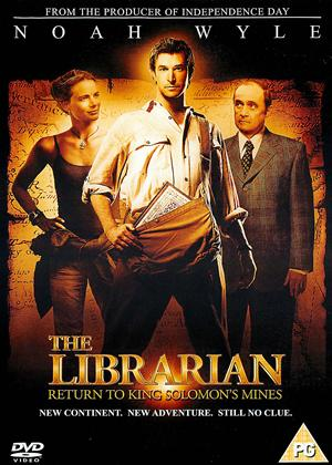 Rent The Librarian: Return to King Solomon's Mines Online DVD Rental