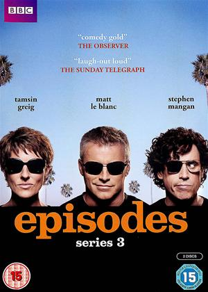 Rent Episodes: Series 3 Online DVD Rental