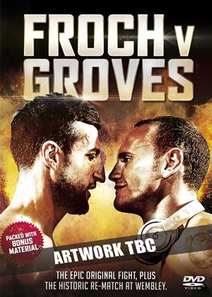 Rent Carl Froch vs. George Groves: Parts 1 and 2 Online DVD Rental