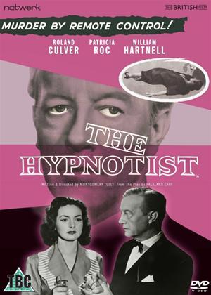 Rent The Hypnotist Online DVD Rental