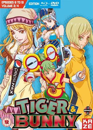 Rent Tiger and Bunny: Part 2 Online DVD Rental