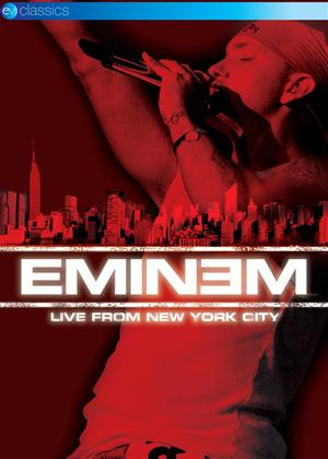 Rent Eminem: Live from New York City Online DVD Rental