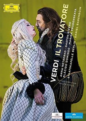 Rent Il Trovatore: Staatskapelle Berlin (Barenboim) Online DVD Rental