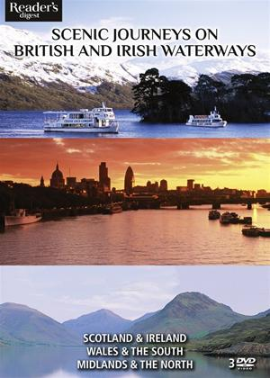 Rent Scenic Journeys On British and Irish Waterways Online DVD Rental