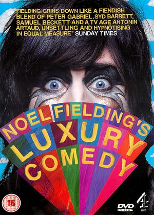 Rent Noel Fielding's Luxury Comedy: Series 1 Online DVD Rental