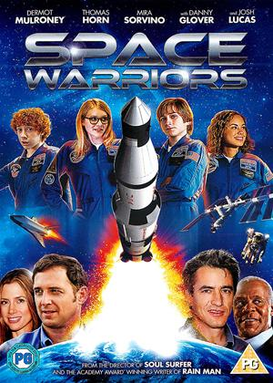 Rent Space Warriors Online DVD Rental