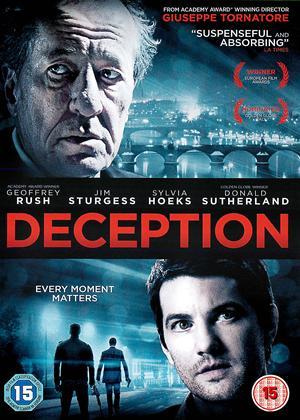 Rent Deception (aka La migliore offerta) Online DVD & Blu-ray Rental