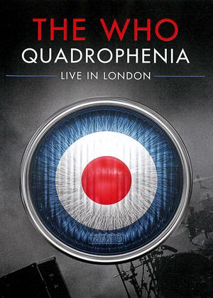 Rent The Who: Quadrophenia: Live in London Online DVD Rental