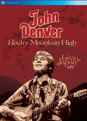 Rent John Denver: Rocky Mountain High: Live in Japan 1981 Online DVD Rental