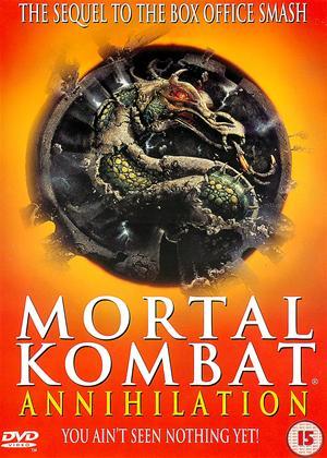 Rent Mortal Kombat: Annihilation Online DVD Rental