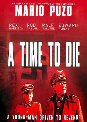 Rent A Time to Die Online DVD Rental