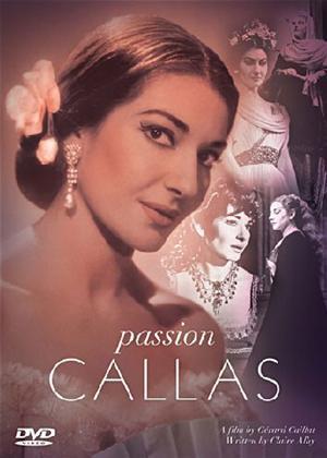Rent Maria Callas: Passion Online DVD Rental