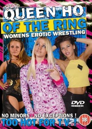 Rent Women's Erotic Wrestling: Queen Ho of the Ring Online DVD Rental