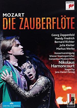 Rent Mozart: Die Zauberflöte (Harnoncourt) Online DVD & Blu-ray Rental