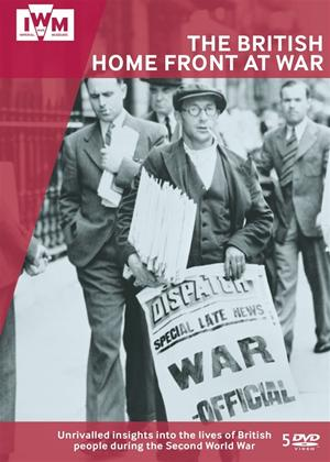 Rent British Home Front at War Online DVD Rental