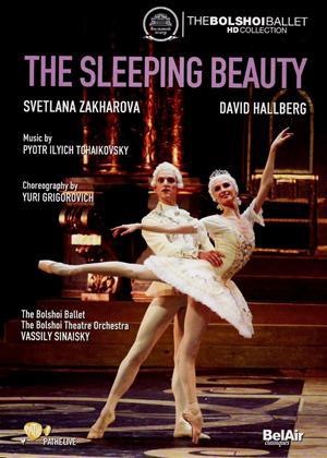 Rent The Sleeping Beauty: The Bolshoi Ballet Online DVD Rental