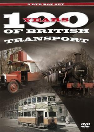 Rent 100 Years of British Transport Online DVD Rental